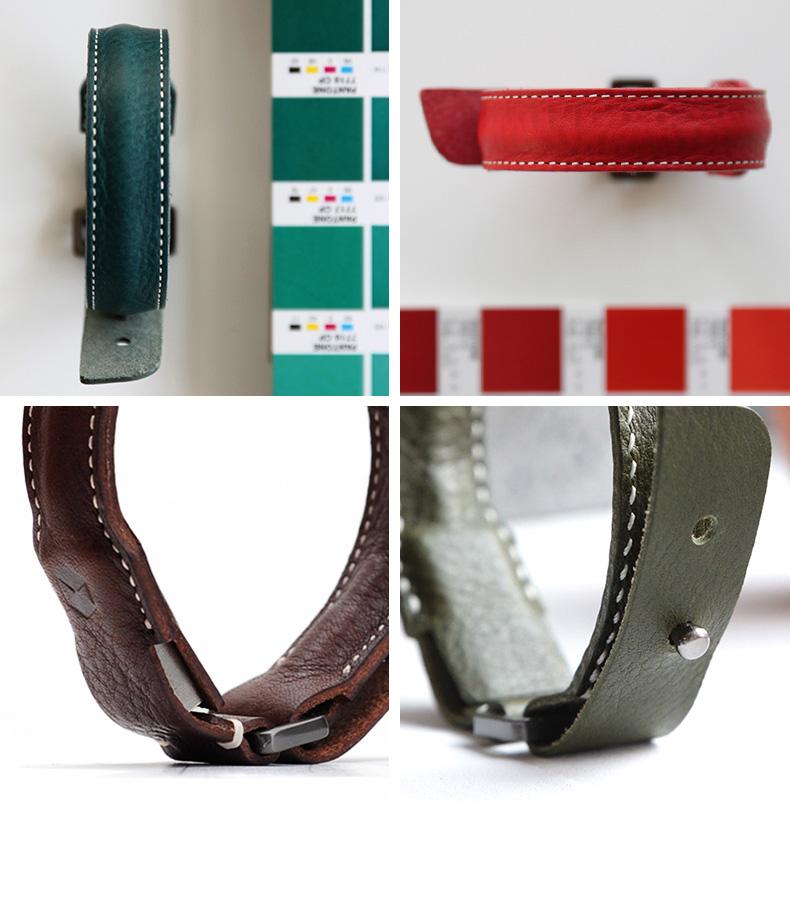 SLG Design Minerva Box Leather Bracelet Cable使用シーン