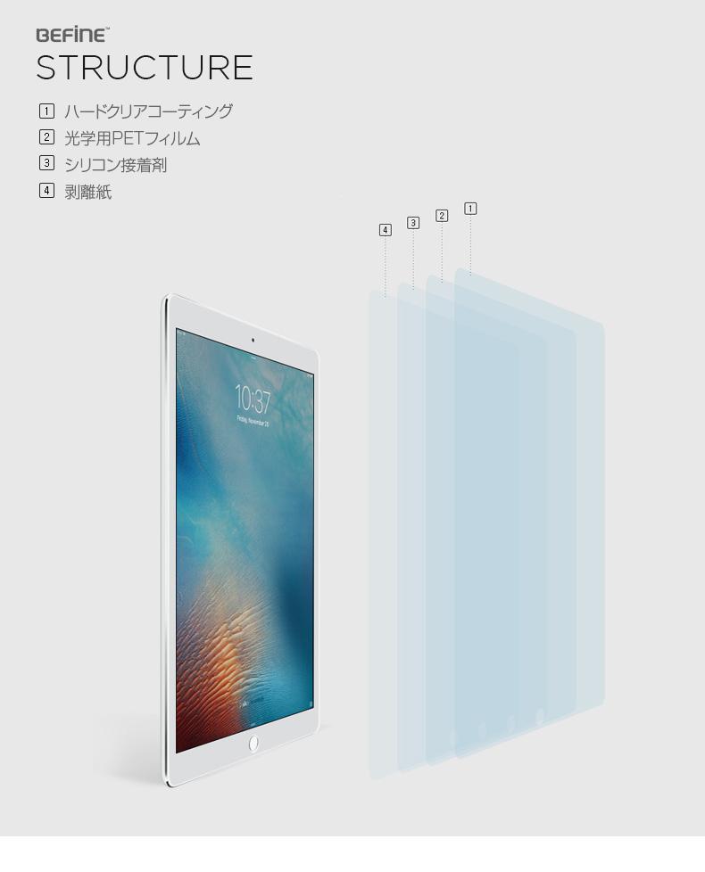 iPad pro 液晶保護フィルム