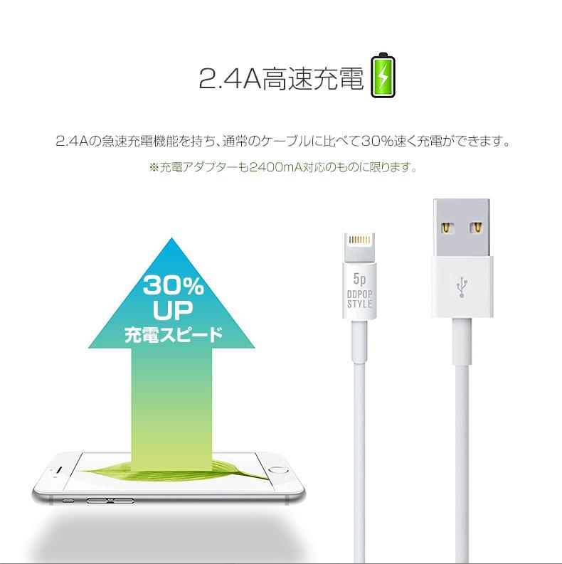 商品詳細-充電ケーブル