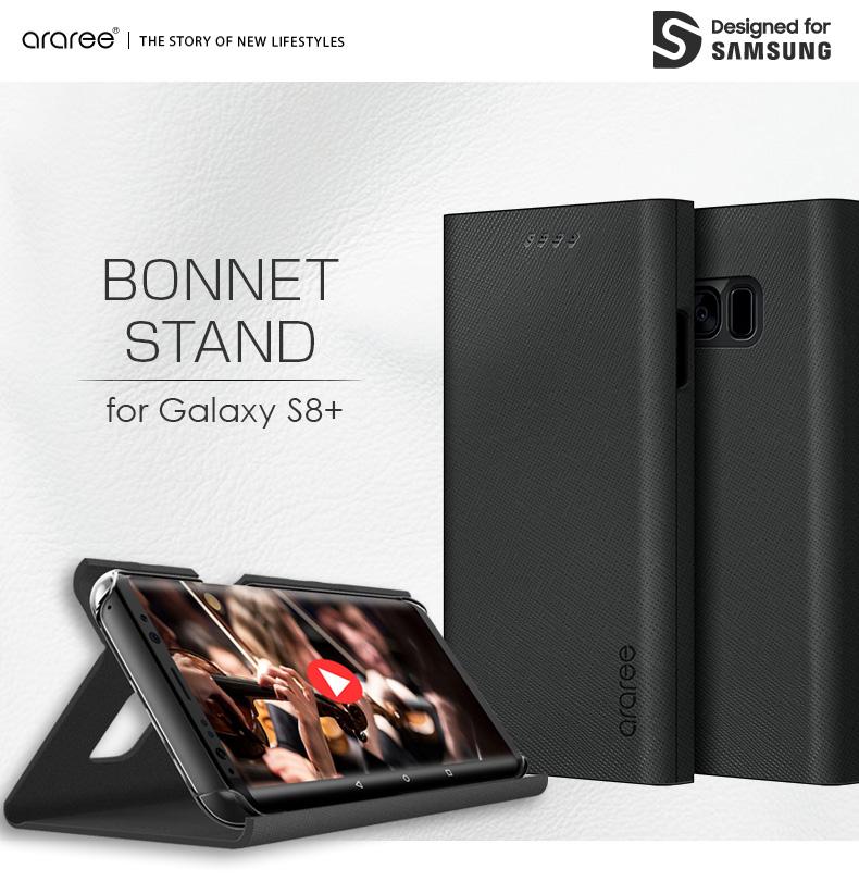 Galaxy S8+ BONNET STAND