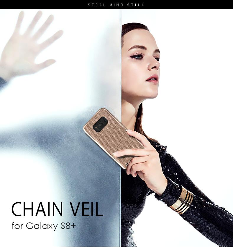 Galaxy S8+ CHAIN VEIL