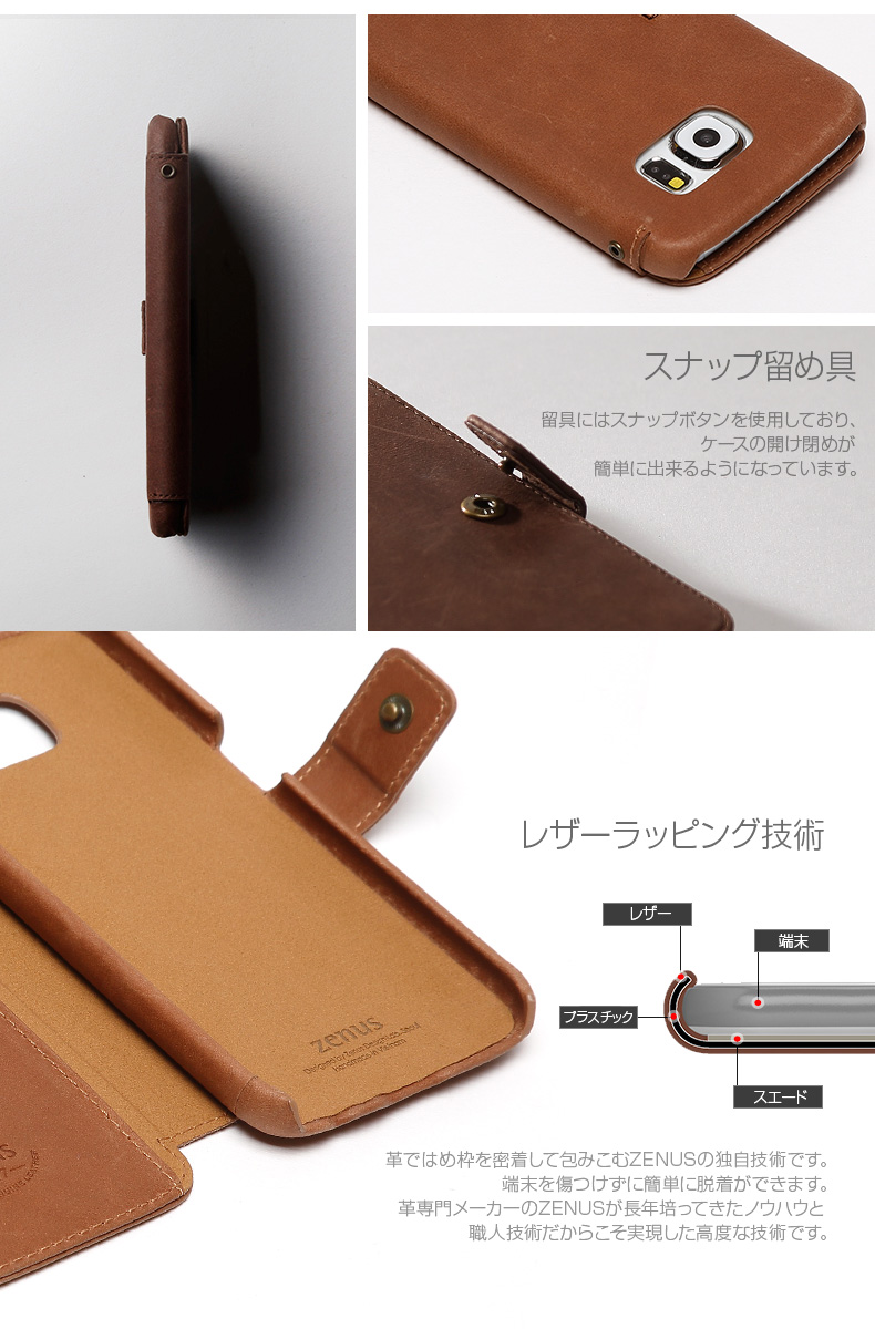 商品詳細-GalaxyS6専用ケース
