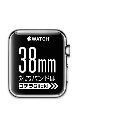 AppleWatchCroco38mm