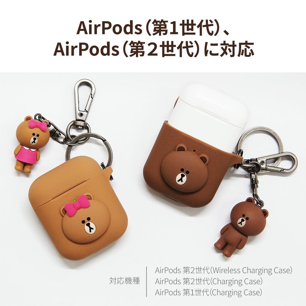 AirPods第1世代、第2世代対応