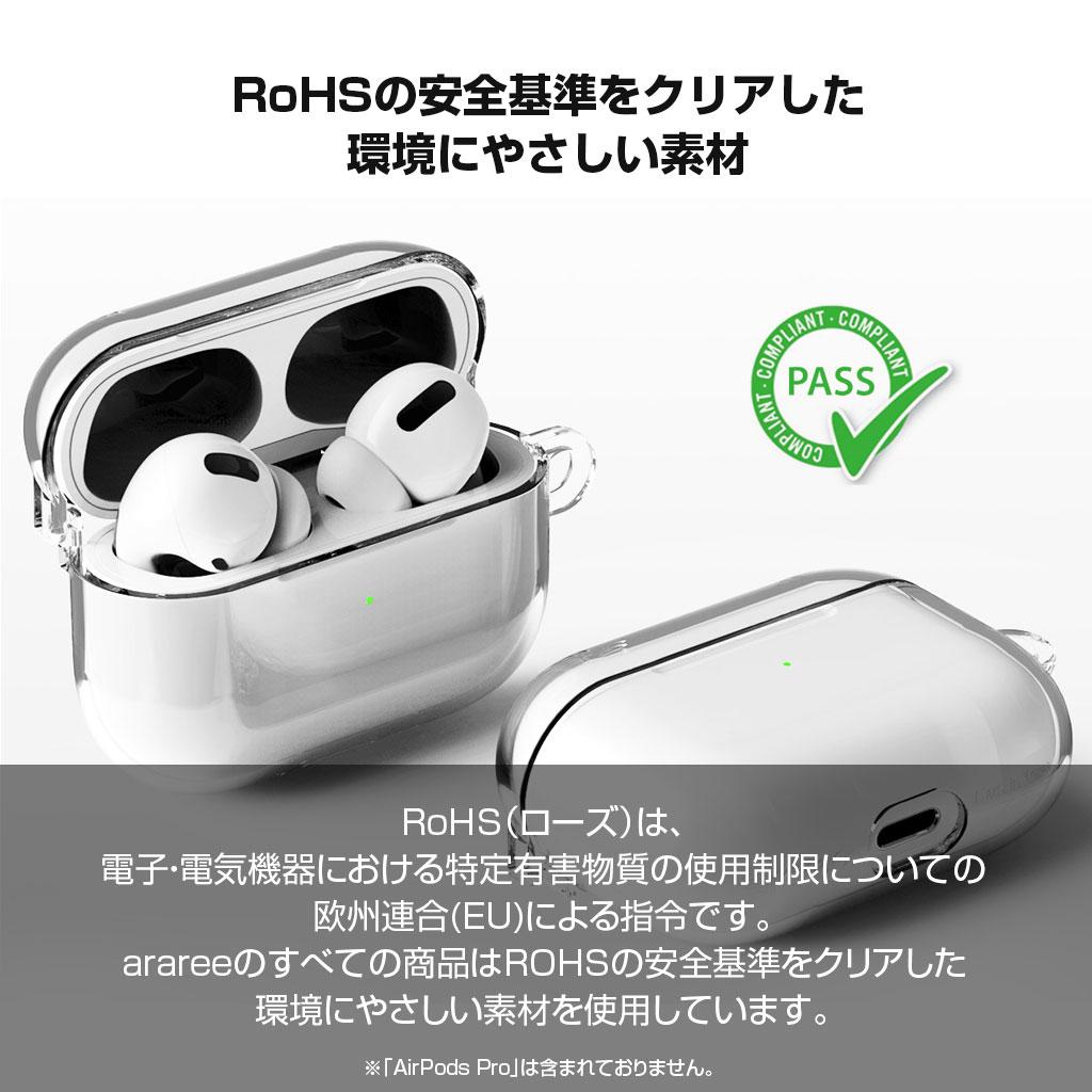 RoHSの安全基準をクリアした環境にやさしい素材