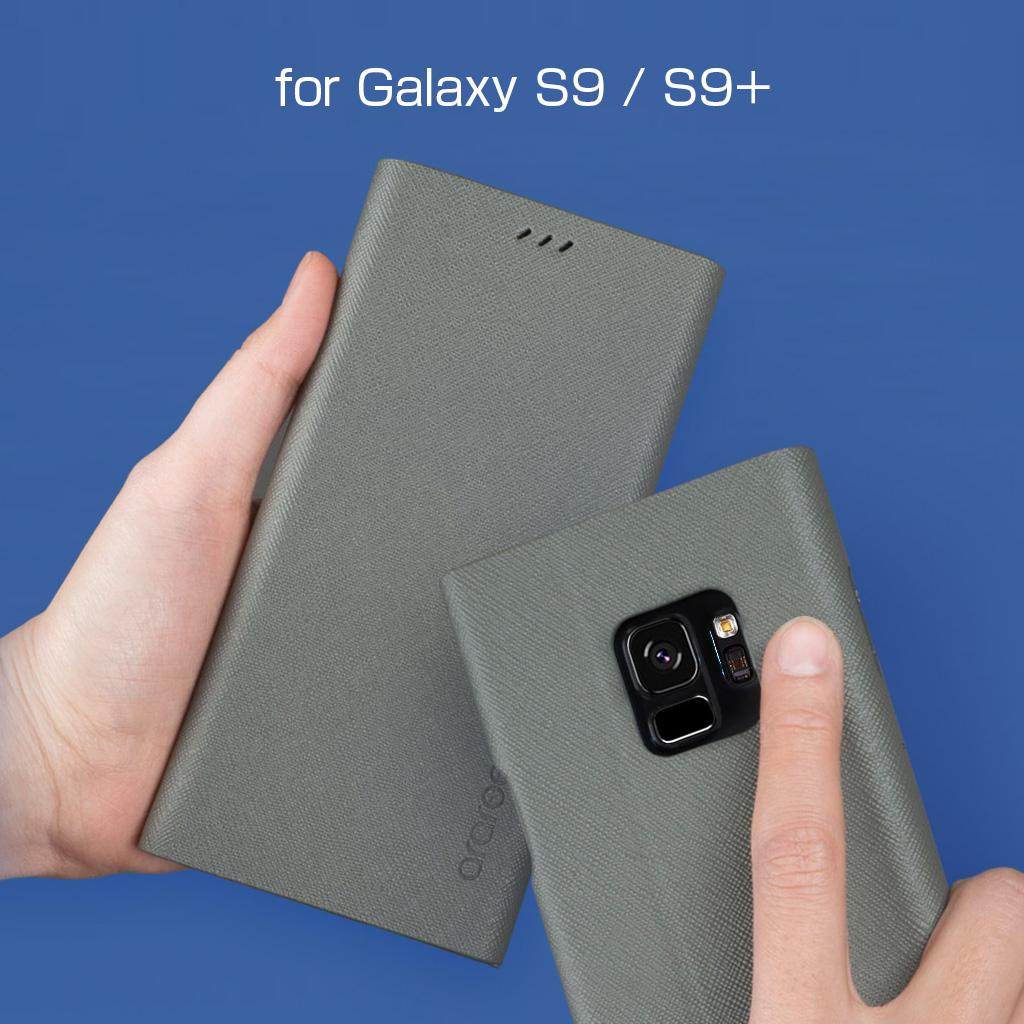 Galaxy S9 ケース 手帳型