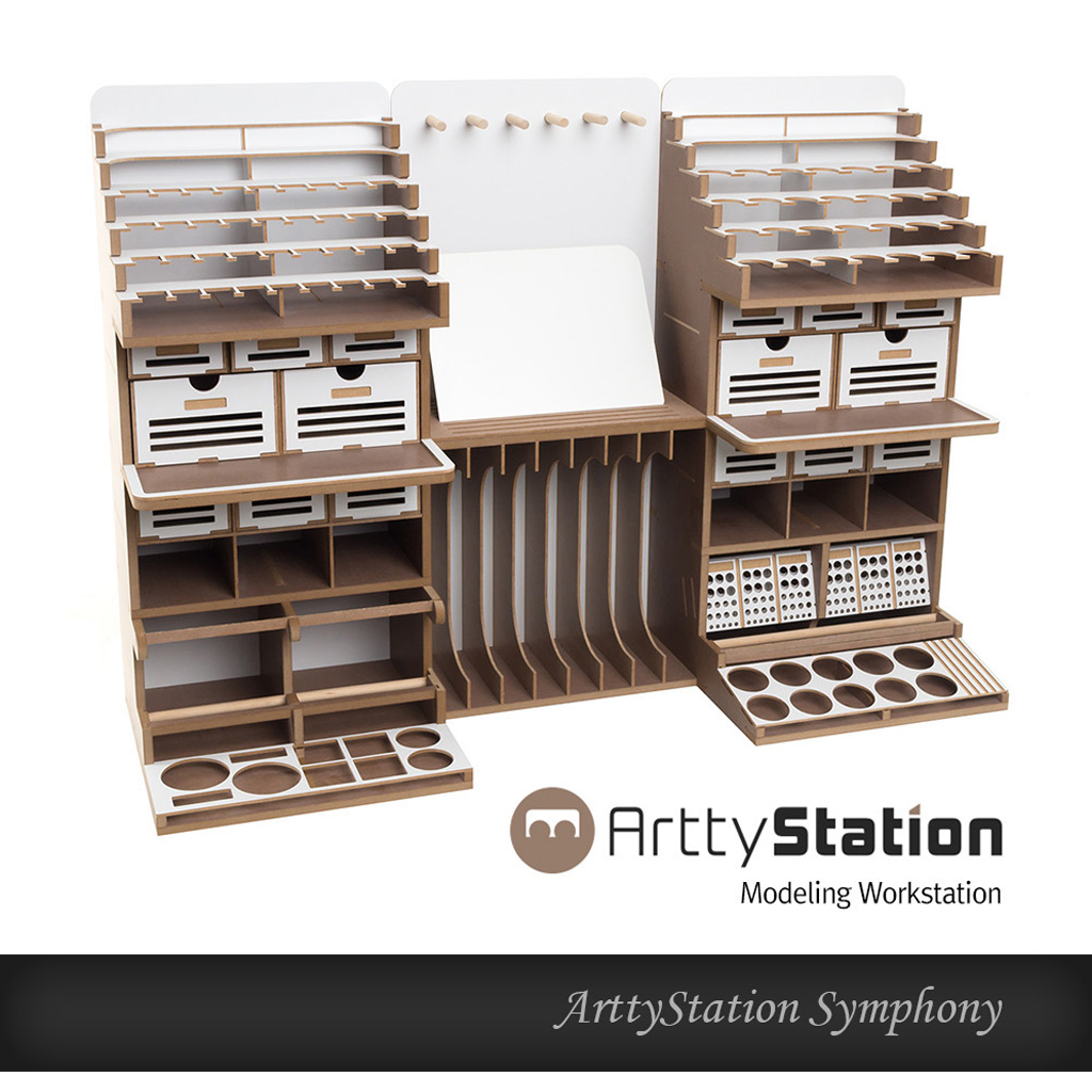 Arttystation(アーティステーション) Symphony