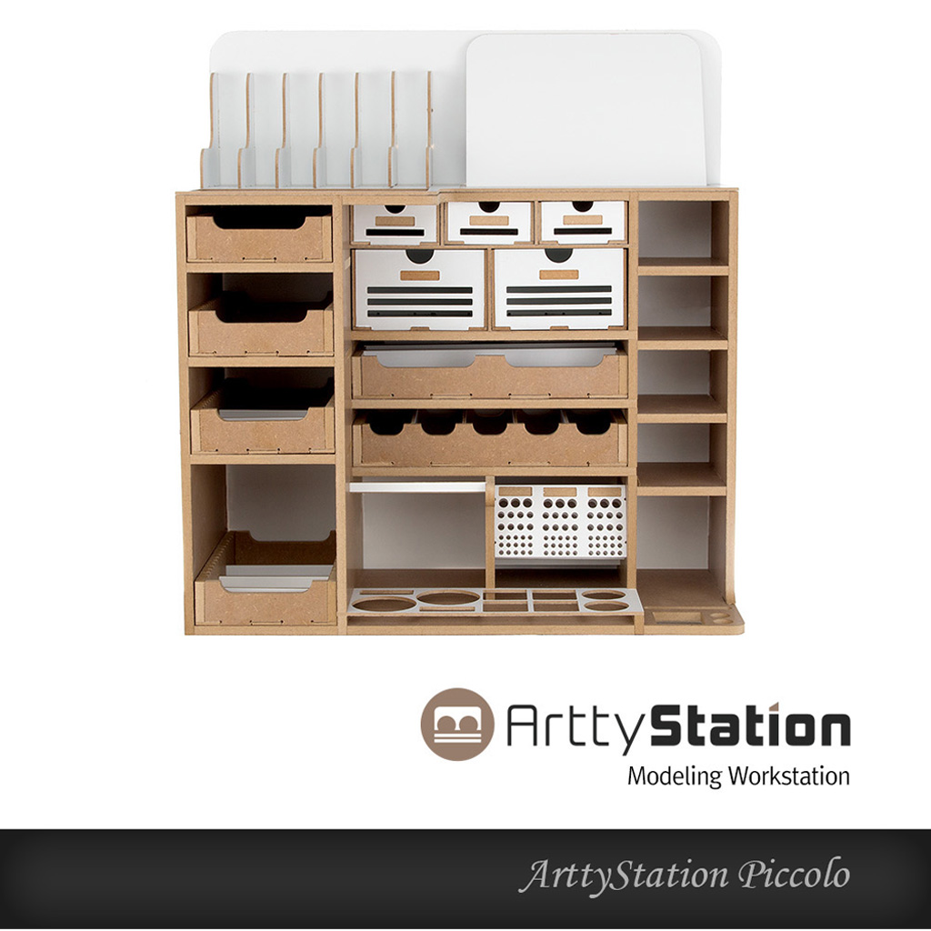 Arttystation(アーティステーション) Piccolo