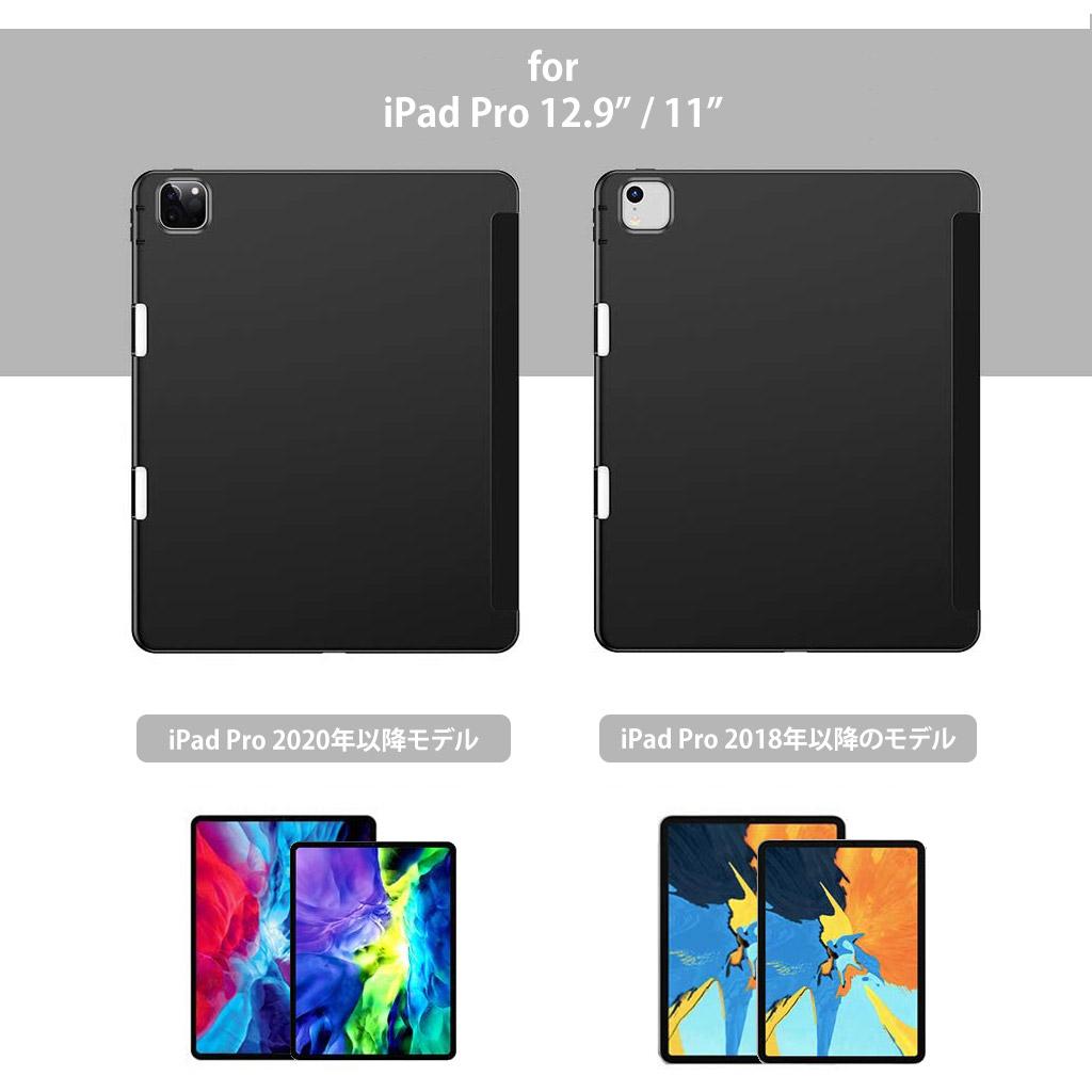2020年、2018年iPadpro 12.9インチ・11インチ対応