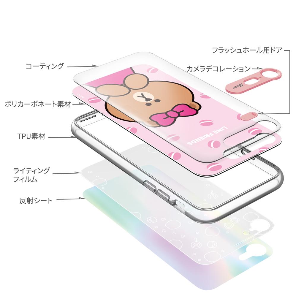 iPhone8/8Plusはスペシャルコーティング処理しました。