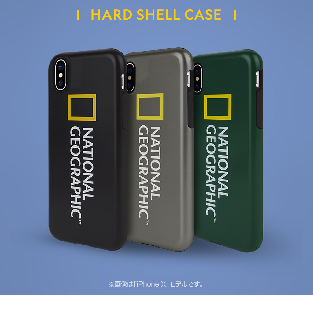 National Geographic Hard Shell(ナショナル ジオグラフィック ハードシェル)