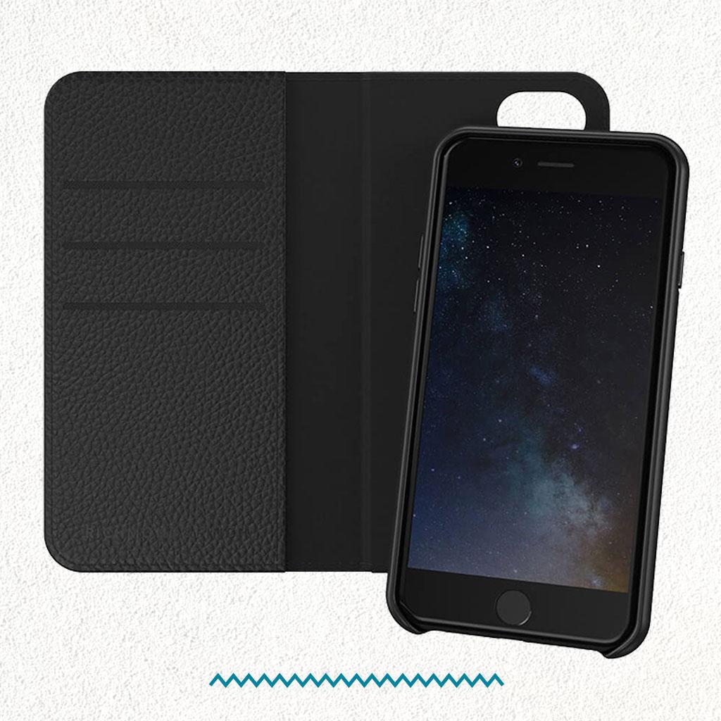 iphone第2世代手帳型&背面カバー