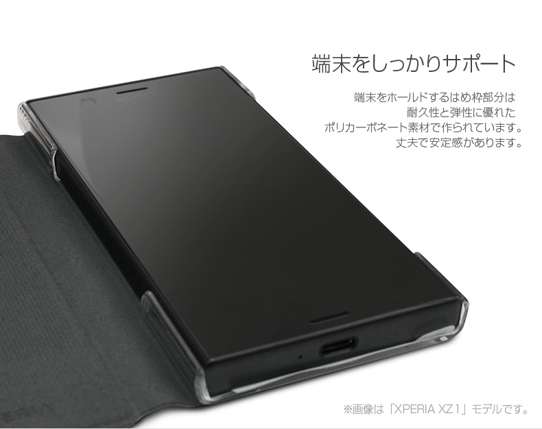 Made for XPERIA ライセンス製品